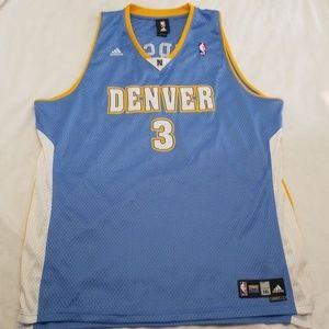 Denver Basketball Jersey #3 Iverson